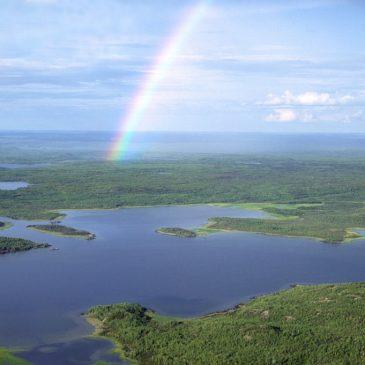 Machtans Taiga Lake