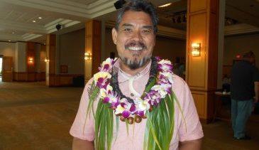 Keynote Speaker Dr. Sam Ohu Gon Iii, The Nature Conservancy