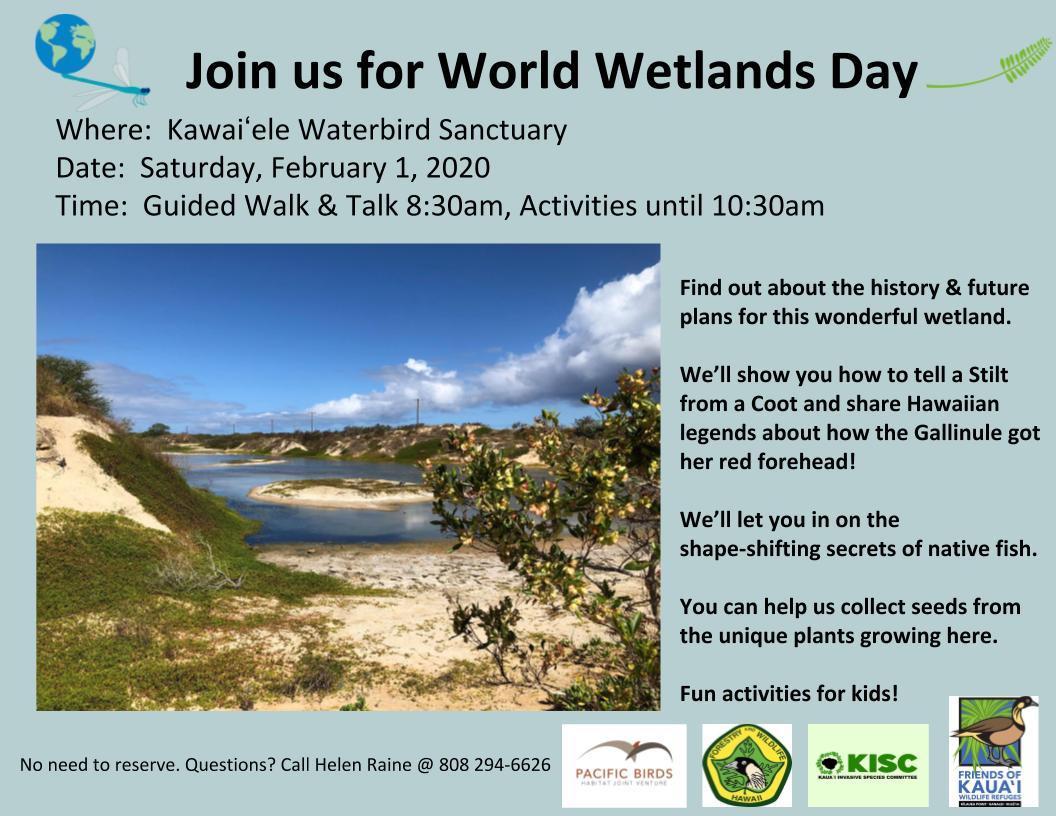 new Flyer World Wetlands Day 2020 Kawaiele Final